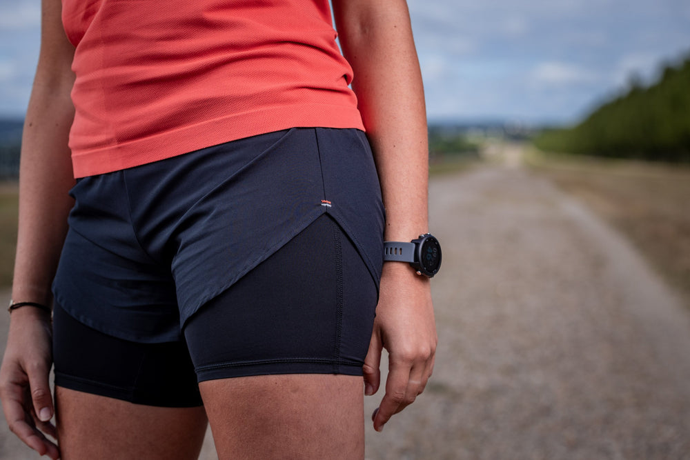 Le short running & fitness femmes