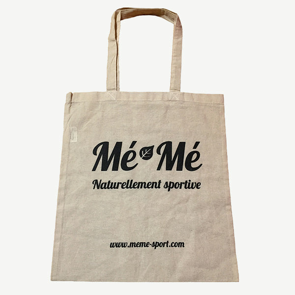Tote bag<br>Naturellement Sportive<br><br>