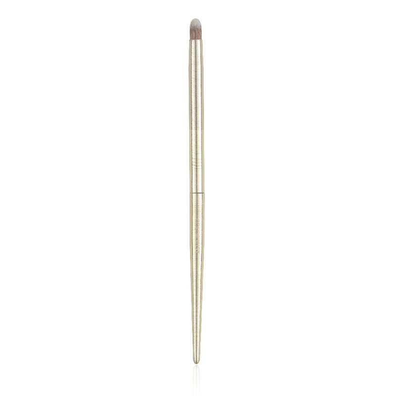 The Limited Edition Pencil Liner Brush in Scratched Gold