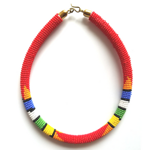 The 7 Best African Beaded Necklaces to Buy