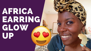 Watch Me Review Our Africa Earrings!