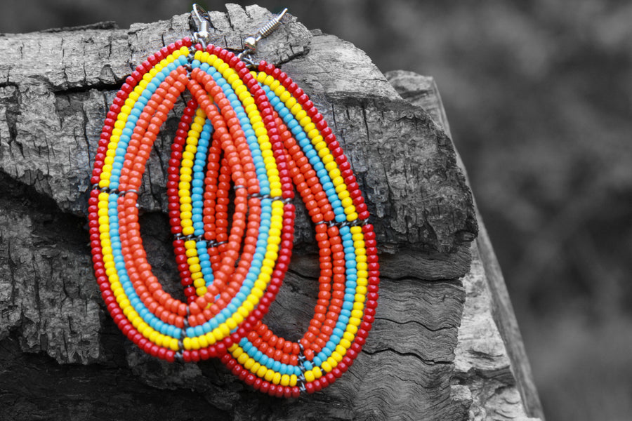 6 Stunning African Earrings Every Woman Needs