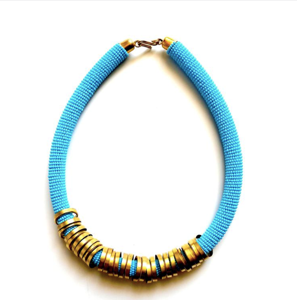 Tumaini African Necklace
