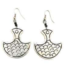 Samaki Earrings - The Afropolitan Shop