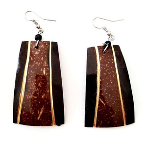 Imani African Earrings - The Afropolitan Shop