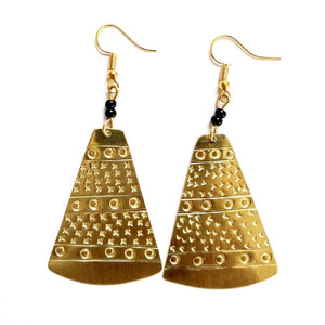 Timbuktu Earrings - The Afropolitan Shop
