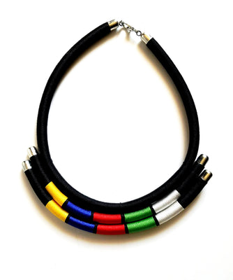 Urithi Necklace - The Afropolitan Shop