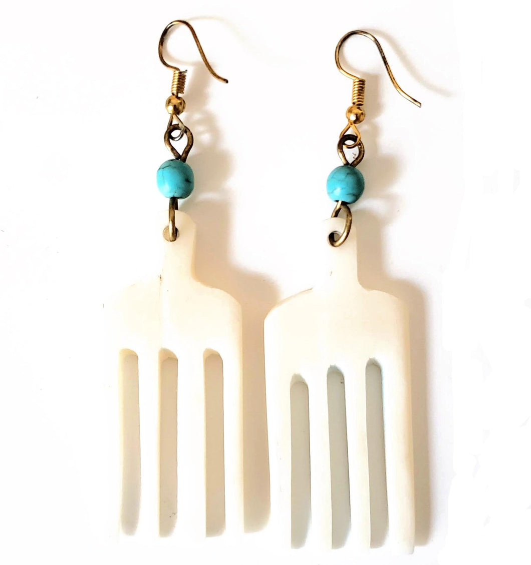Kitana Earrings - The Afropolitan Shop