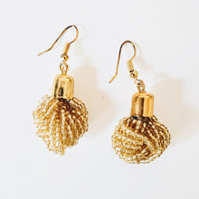 Kilifi Gold African Earrings