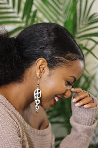 Twiga Earrings - The Afropolitan Shop
