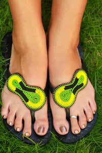 Jamaica Sandals - The Afropolitan Shop