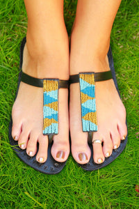 Botswana Sandals - The Afropolitan Shop