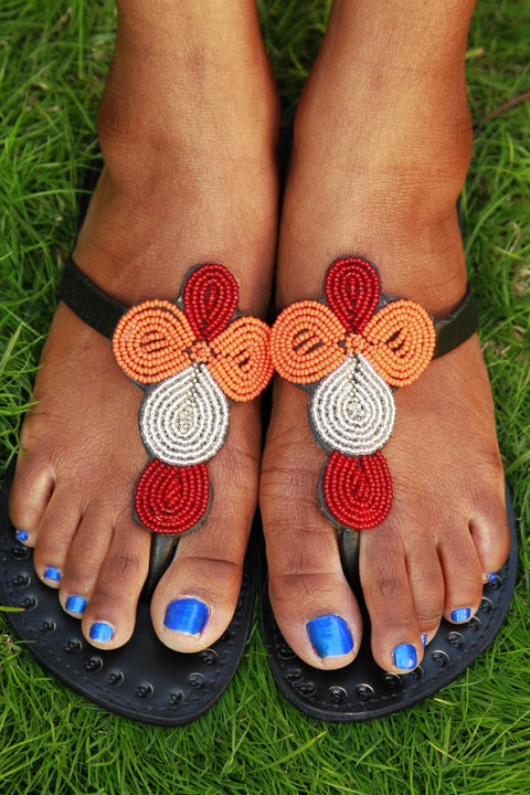Malawi Sandals - The Afropolitan Shop
