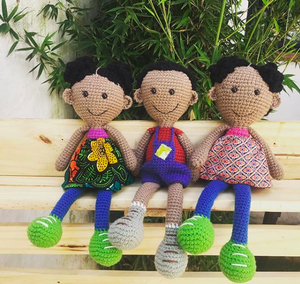 Rafiki Dolls - The Afropolitan Shop