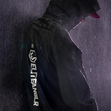 Load image into Gallery viewer, Packable Light Weight Black Rain Jacket
