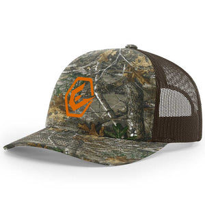 The Day Break Snapback Camo