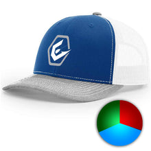 Load image into Gallery viewer, The Day Break Snapback Tri-color