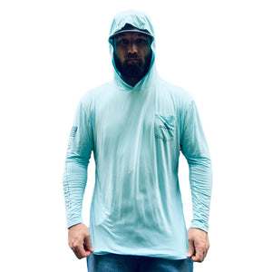 Bamboo Hooded Performance Shirt