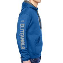 Load image into Gallery viewer, Lunker Fleece Hoodie with tech pocket