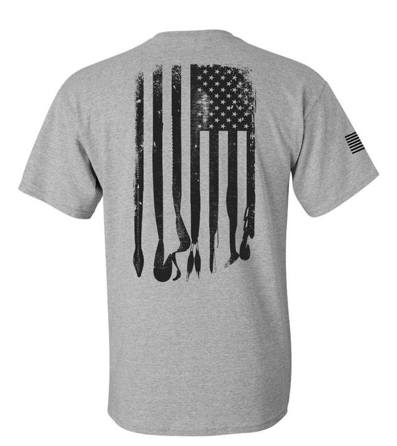 Elite Anglr Lure Flag Tee