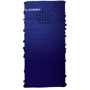 Sun Shield - Blue Topo