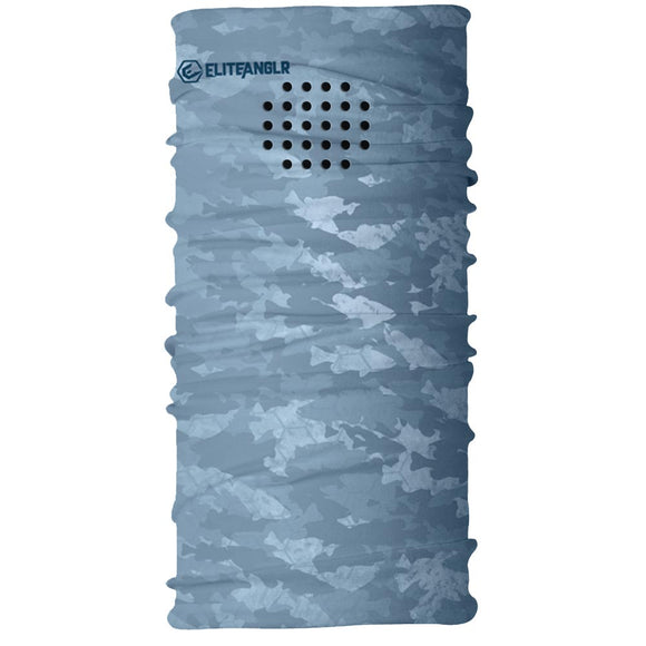 Sun Shield - Blue Fish Camo