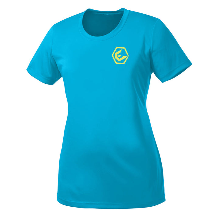 Tungsten Performance Ladies Tee Shirt