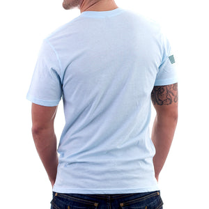 Vertical Short Sleeve T-shirt