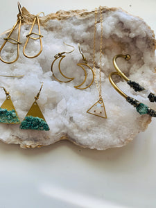 AuORA  Earth Element Jewelry Collection