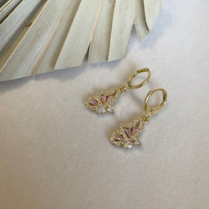 AuORA Butterly Earrings