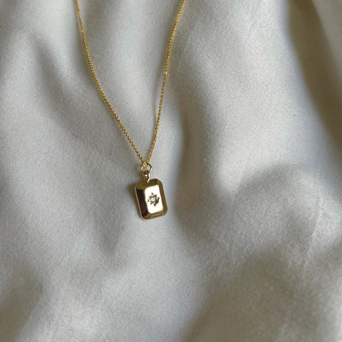 Satellite Of Love Necklace