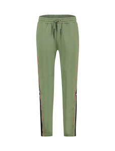 Triangle Tape Jogger Green