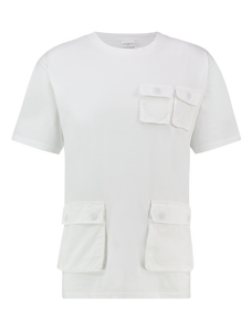 Utility T-shirt Off White