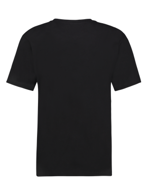 Transparant Pocket T-shirt - Black