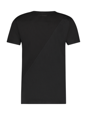 Two Sided T-shirt Black