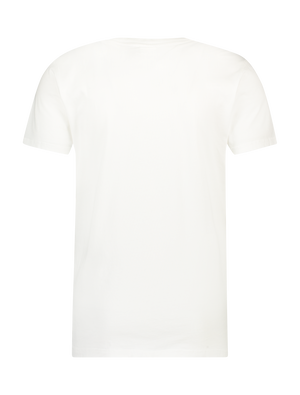 Graphic Boxing T-shirt - White