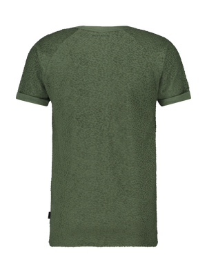 Towel T-Shirt - Army Green