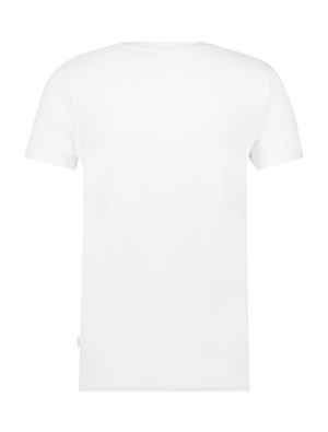 Chest Pocket T-Shirt - Off White