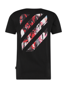 Graphic Logo T-Shirt - Black