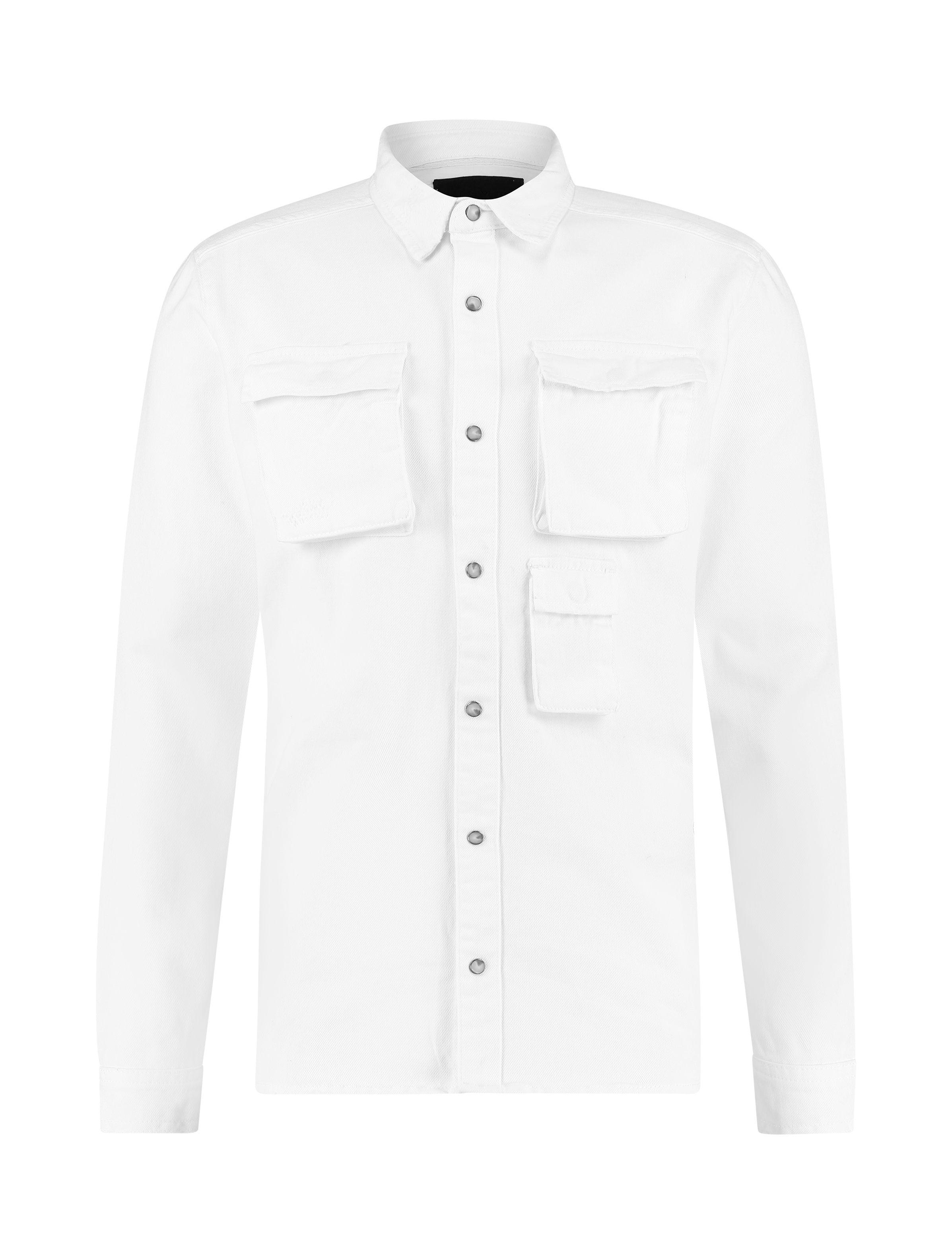 Utility Shirt - Off White