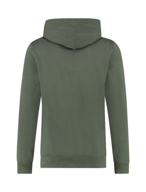 Elements Hoodie - Army Green