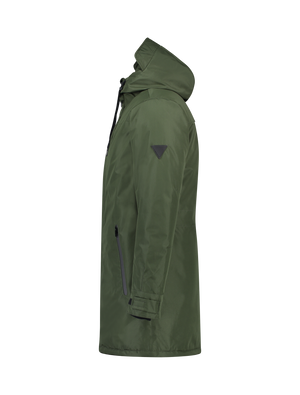 Parka Coat - Army Green