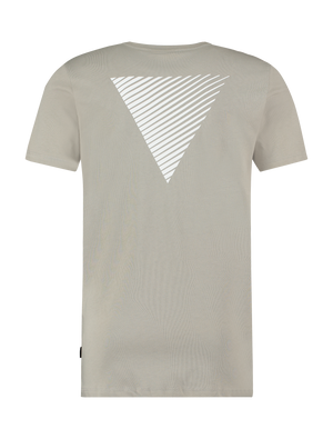 Essential Logo Tee - Grey