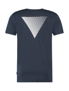 Essential Logo Tee - Navy