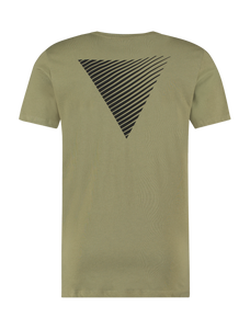 Essential Logo Tee - Green