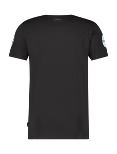 Duality Of Men T-shirt - Black