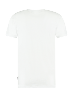 Duality Of Men T-shirt - White