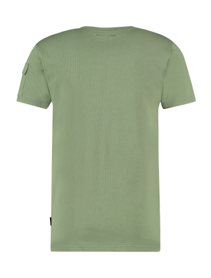 Utility Pocket T-shirt - Army