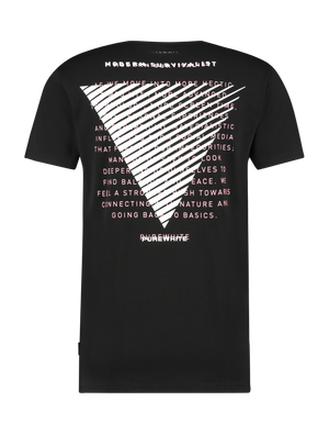 Survivalist T-shirt - Black