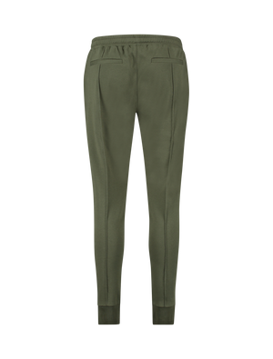 Pintuck Sweatpants - Dark Army